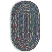Andreanna Reversible Braided Oval 8'x22