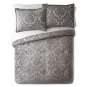 Royal Velvet® Zinnia 4-pc. Comforter Set