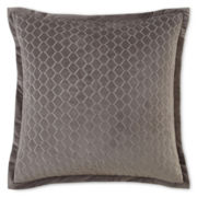 Royal Velvet® Zinnia Euro Pillow