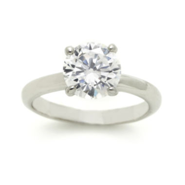 jcpenney.com | city x city® Cubic Zirconia Round Solitaire Ring