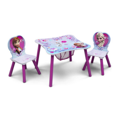 jcpenney.com | Disney Frozen Table and Chairs Set
