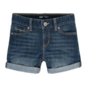 Levi's® Boyfriend Shorts – Girls 7-16