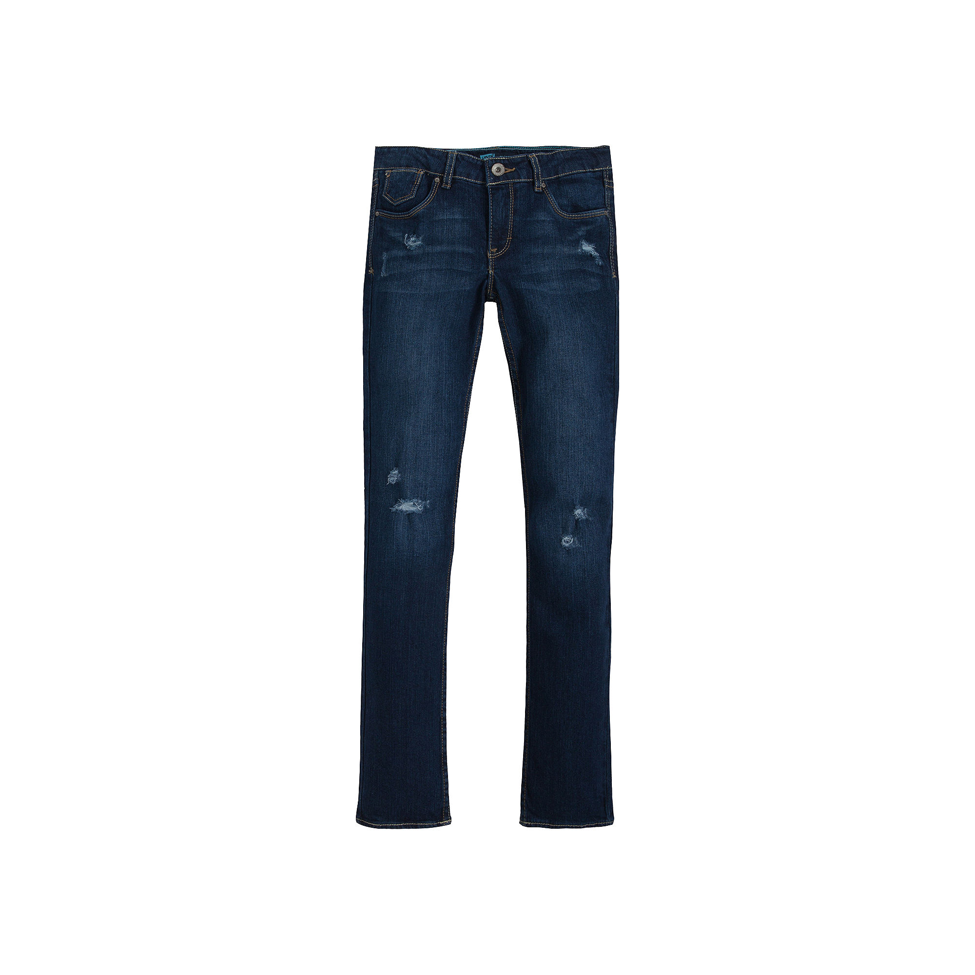 Levi's Distressed Skinny Jeans - Girls 7-16