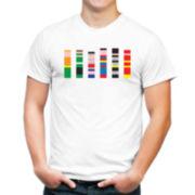 DC Comics® Justice League™ Colors Graphic Tee