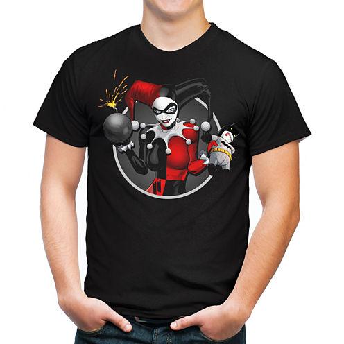 DC Comics® Batman™ Harley Quinn Bomb Graphic Tee