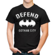DC Comics® Batman™ Defend Gotham City Reflective Graphic Tee