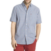 Arrow® Hamilton Short-Sleeve Poplin Shirt