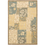 Karastan® Marie Louise Wool Rectangular Rug