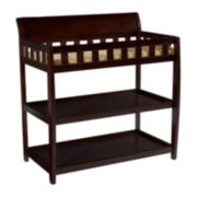 Delta Children's Products™ Bentley Changing Table – Chocolate