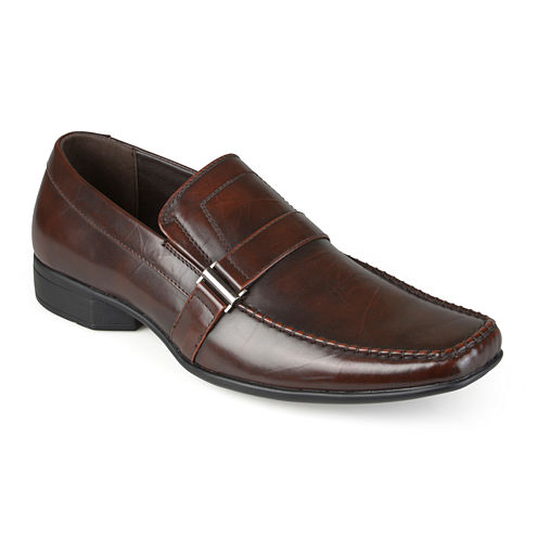 Vance Co. Caleb Mens Dress Loafers