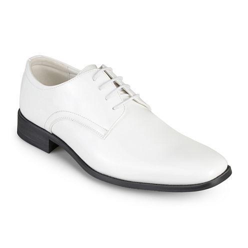 Vance Co. Cole Mens Lace-Up Dress Shoes
