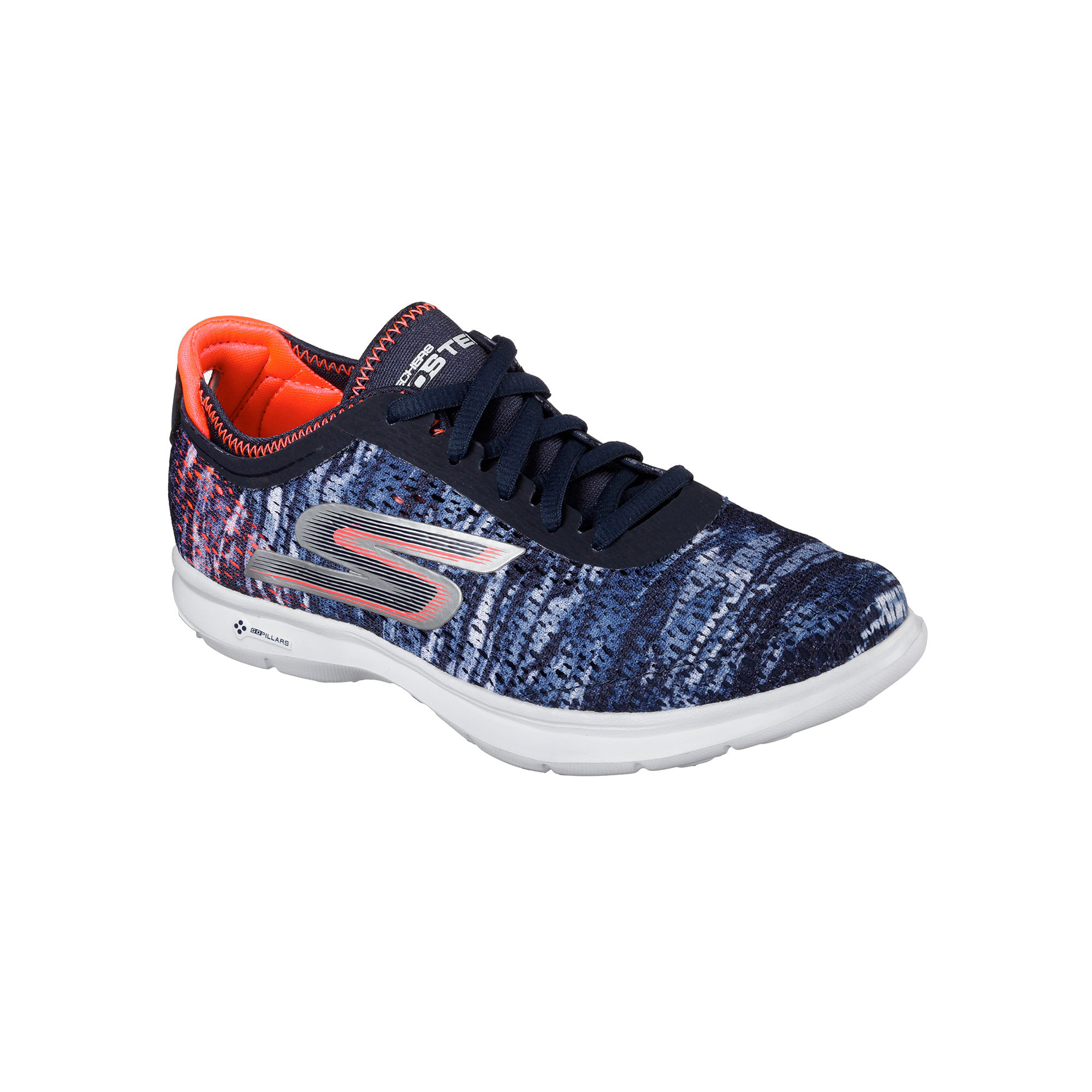 Skechers Go Step Lace-Up Womens Sneakers plus size,  plus size fashion plus size appare
