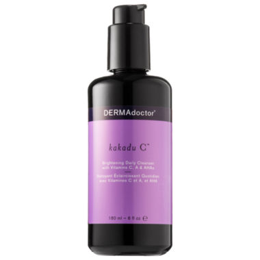 jcpenney.com | DERMAdoctor Kakadu C™ Brightening Daily Cleanser with Vitamins C, A & AHAs