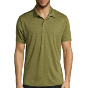 St. John's Bay® Short-Sleeve Quick-Dri Polo
