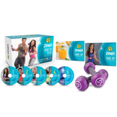 jcpenney.com | Zumba® Tone Up DVD System