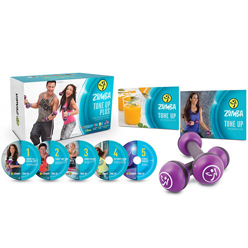 Zumba® Tone Up DVD System