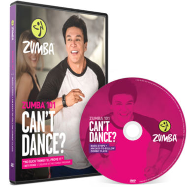 jcpenney.com | Zumba® 101 Can't Dance DVD