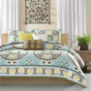Madison Park Bali 6-pc. Duvet Set