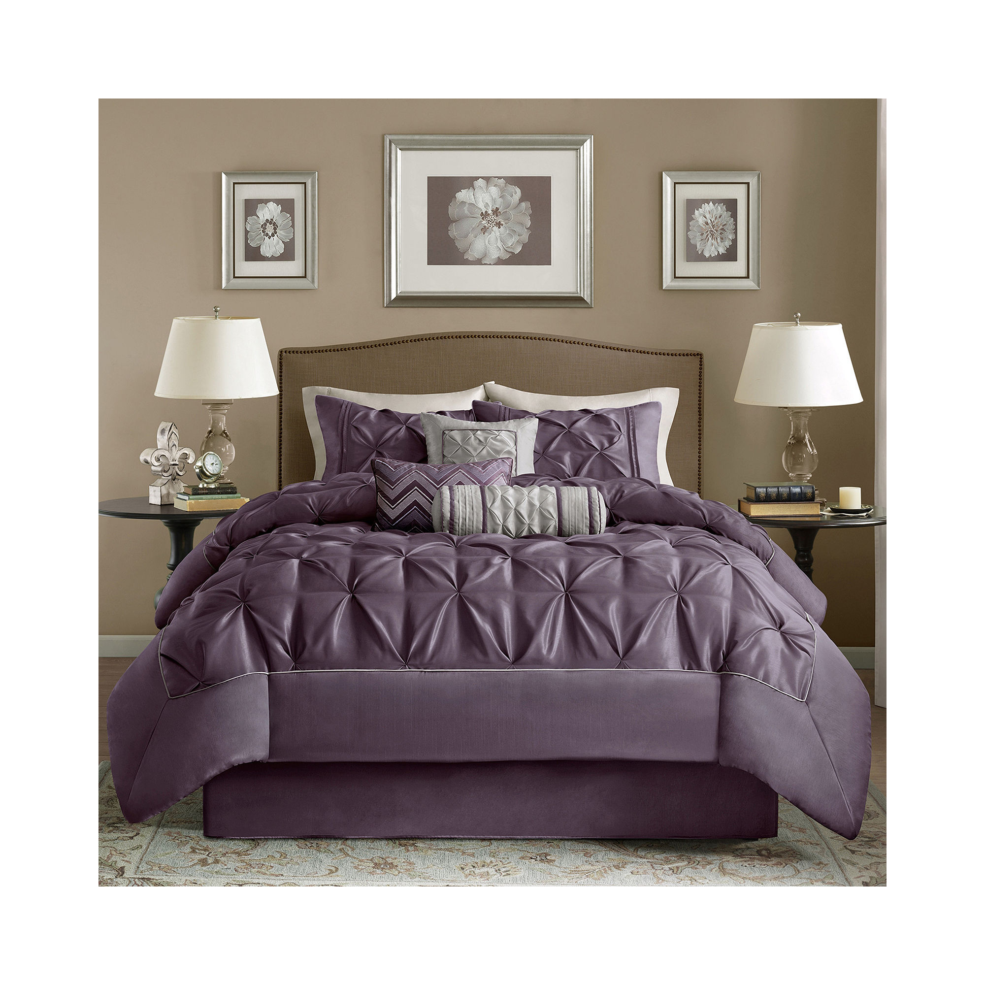 CHEAP JCPenney Home Belcourt 4-pc. Comforter Set NOW