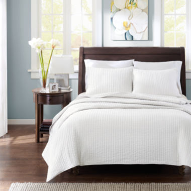 jcpenney.com | Madison Park Jaxson Coverlet Set