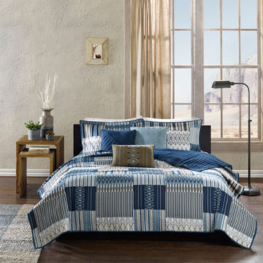 jcpenney.com | Madison Park Kinney 6-pc. Coverlet Set