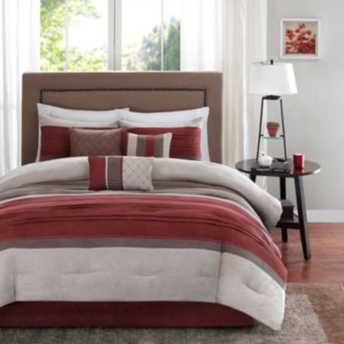 jcpenney.com | Madison Park Campbell 7-pc. Comforter Set