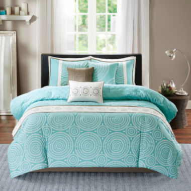 jcpenney.com | Madison Park Pandora 7-Pc. Comforter Set
