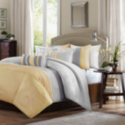 Madison Park Selma 6-pc. Duvet Set