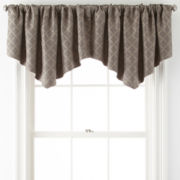 JCPenney Home™ Quinn Lattice Ascot Valance