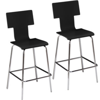 jcpenney.com | Holly And Martin Tebrack Set of 2 Barstools