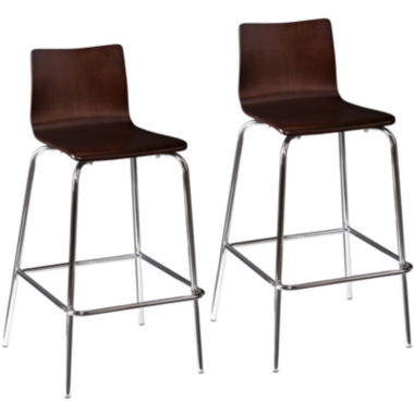 jcpenney.com | Holly And Martin Blence Set of 2 Barstools