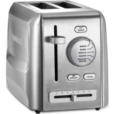 jcpenney.com | Cuisinart® 2-Slice Metal Toaster