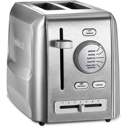 Cuisinart® 2-Slice Metal Toaster