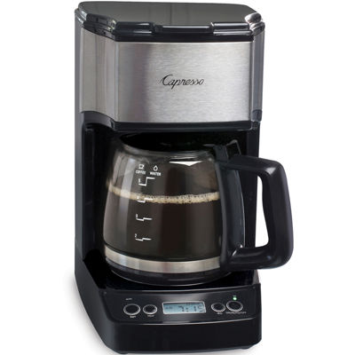 Coffee Maker Jcpenney : Capresso 5-Cup Mini Drip Coffee Maker 42605 - JCPenney