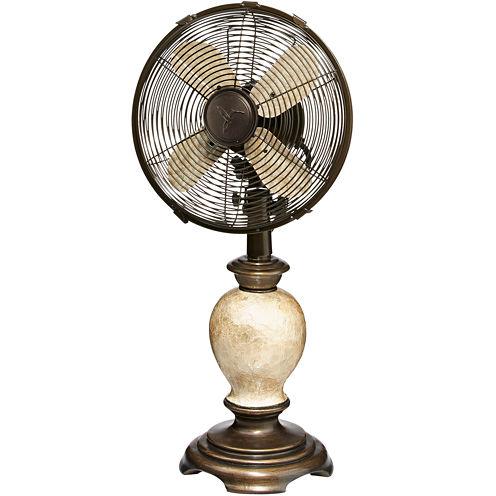"""Deco Breeze® Embrace 10"""" Table Fan"""
