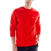Nike® Fleece Crewneck Sweatshirt
