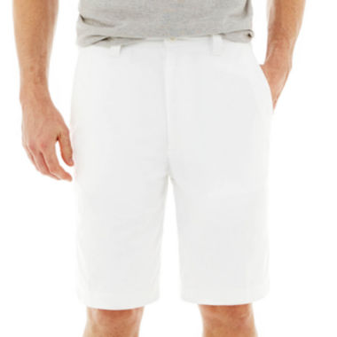 jcpenney.com | St. John's Bay® Legacy Flat-Front Shorts