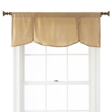 jcpenney.com | Royal Velvet® Britton Inverted Pleated Valance