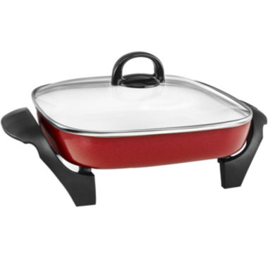 jcpenney.com | Cooks 12x12in Ceramic Electric Skillet