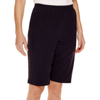jcpenney.com | Alfred Dunner® Sheeting Short