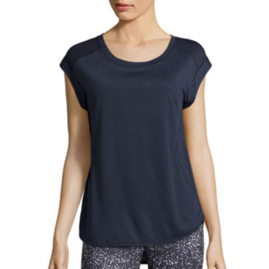 jcpenney.com | Xersion™ Studio Short-Sleeve Ava Tee