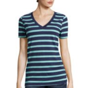 Arizona Short-Sleeve Stripe Tee