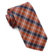 U.S. Polo Assn.® Plaid Silk Tie
