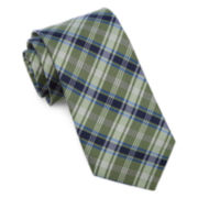 U.S. Polo Assn.® Plaid Silk Tie