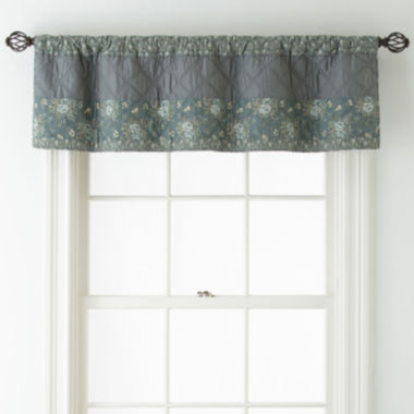 jcpenney.com | Home Expressions™  Gardenbrook Pinch-Pleat Valance
