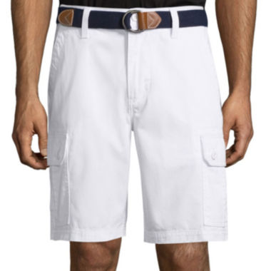 jcpenney.com | U.S. Polo Assn.® Relaxed Fit Flat-Front Cargo Shorts