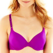 Warner's Secret Makeover Striped Underwire Lift Bra - 1381P