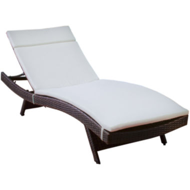 jcpenney.com | Outdoor Wicker Adjustable Cushioned Lounge