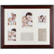 Gallery Solutions 6-Opening Collage Picture Frame