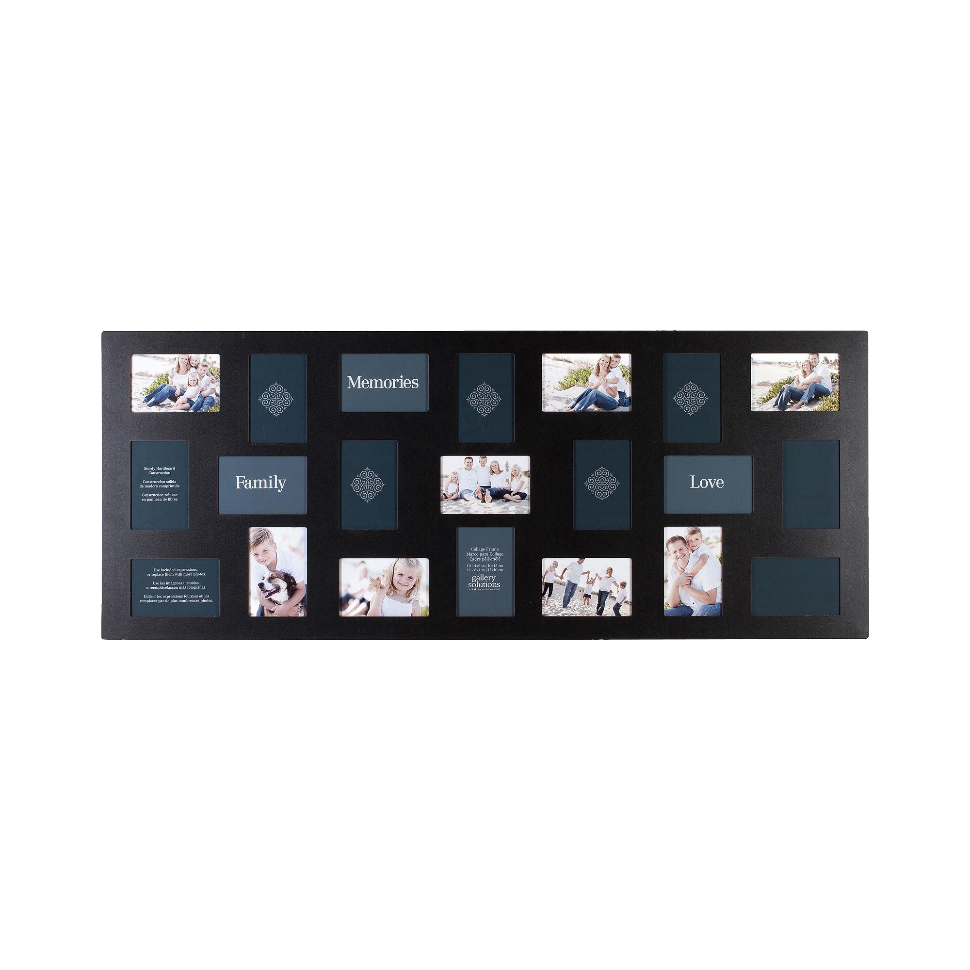 Excepcional 4 5x7 Marco Del Collage Cresta - Ideas de Arte Enmarcado ...